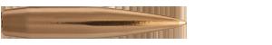 7 mm 190 Grain Long Range Hybrid Target