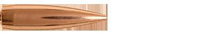 30 Caliber 155.5 Grain FULLBORE Target