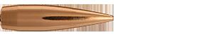 30 Caliber 155 Grain Hybrid Target
