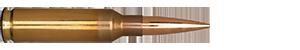 6.5 mm Creedmoor 140gr Hybrid Target