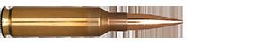 6.5 mm Creedmoor 135gr Classic Hunter