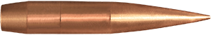 375 Caliber 407 Grain ELR Match Solid Bullets