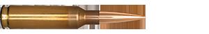 6.5 mm Creedmoor 153.5gr Long Range Hybrid Target