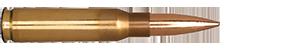 308 Winchester 185gr Juggernaut Target