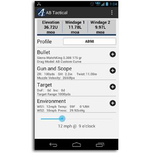 AB Tactical App