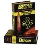 image of Berger Bullets Reloading Manual