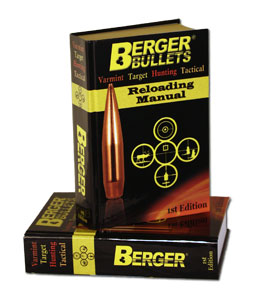 Reloading Data – Berger Bullets