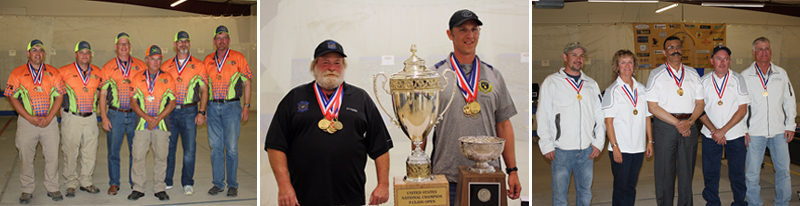 "2015 National F-Class Long Range Champions. Listed from left to right - X-Men (F-TR Team Champions), David Gosnell (F-Open Champion), Bryan Litz (F-TR Champion) and Team Grizzly (F-Open Team Champions)."" width=""800"" height=""206"" /> 2015 National F-Class Long Range Champions. Listed from left to right - X-Men (F-TR Team Champions), David Gosnell (F-Open Champion), Bryan Litz (F-TR Champion) and Team Grizzly (F-Open Team Champions)."