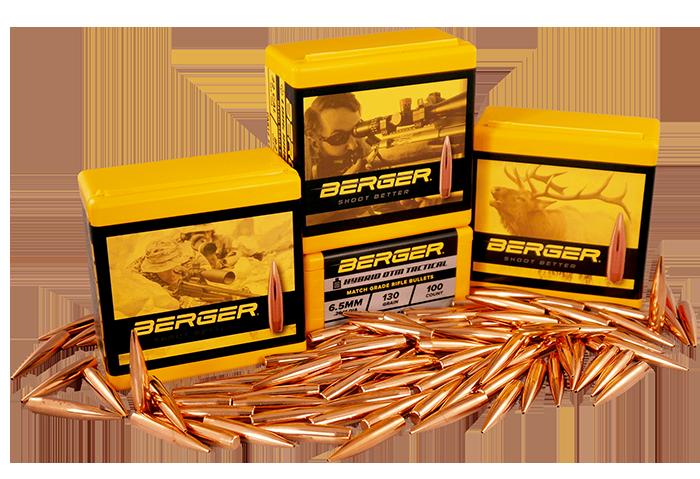 US Dealer List – Berger Bullets