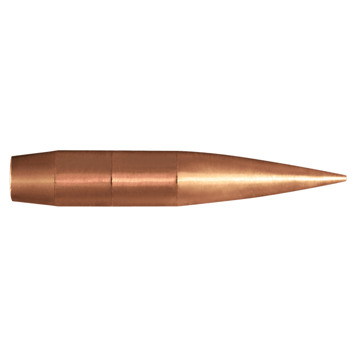 image of 375 Caliber 379 Grain ELR Match Solid Bullets by Berger Bullets
