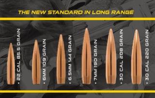 New 2020 LRHT Bullets