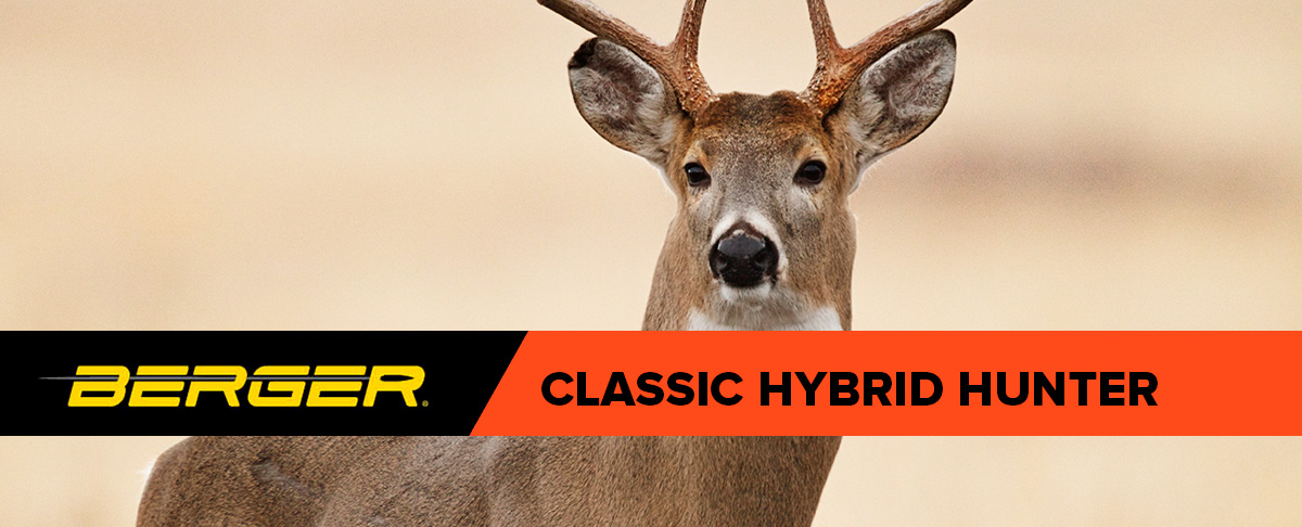 Berger Classic Hunter Bullets Header