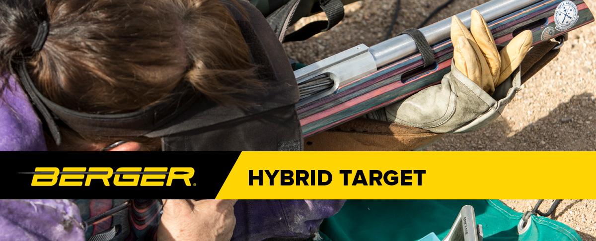 Berger Hybrid Target Bullets Header