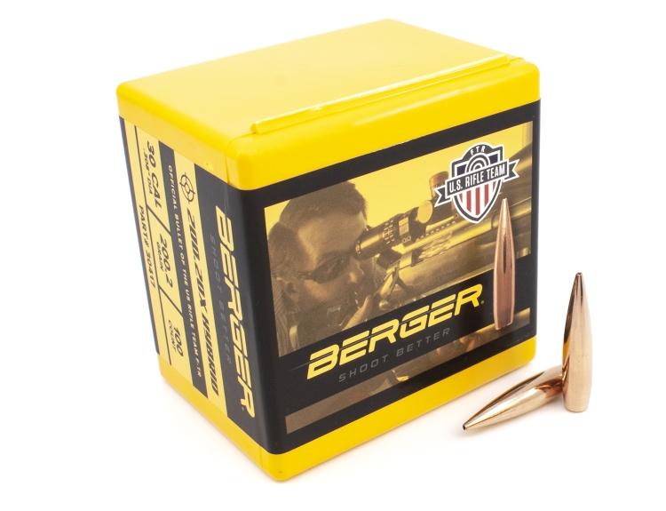 Berger Hybrid Target Bullets