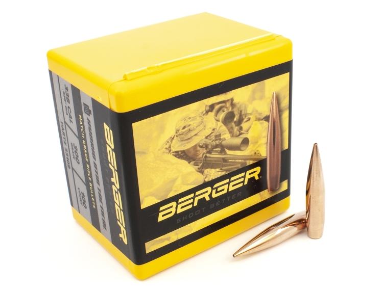 Berger OTM Tactical Bullets