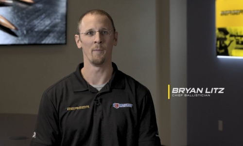 Bryan Litz - Chief Ballistician