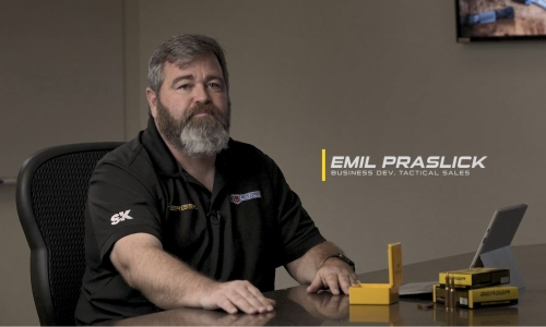 Emil Praslick - Business Development Tactical Sales