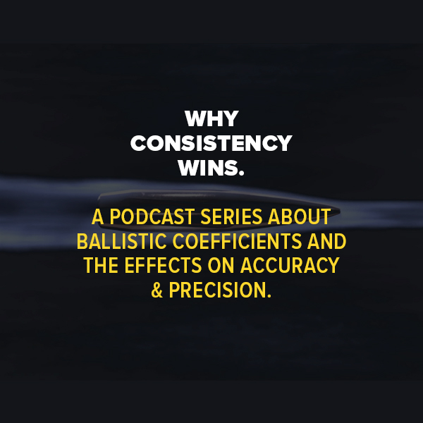 why consistency wins podcast