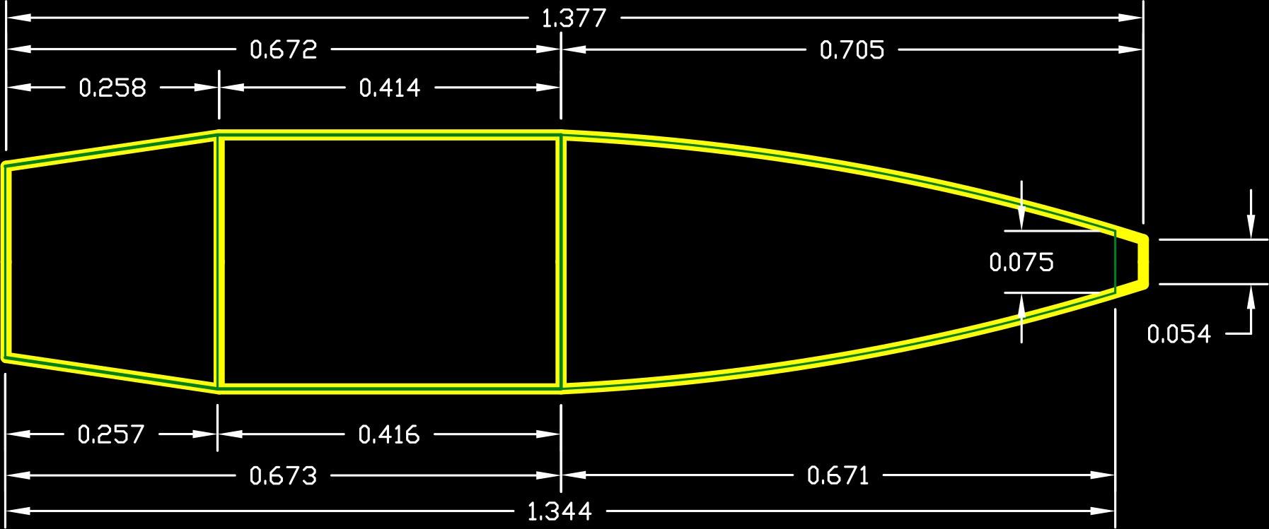 Geometric Bullet Variation