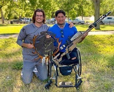 Jorge Ortiz and Rhett Walters