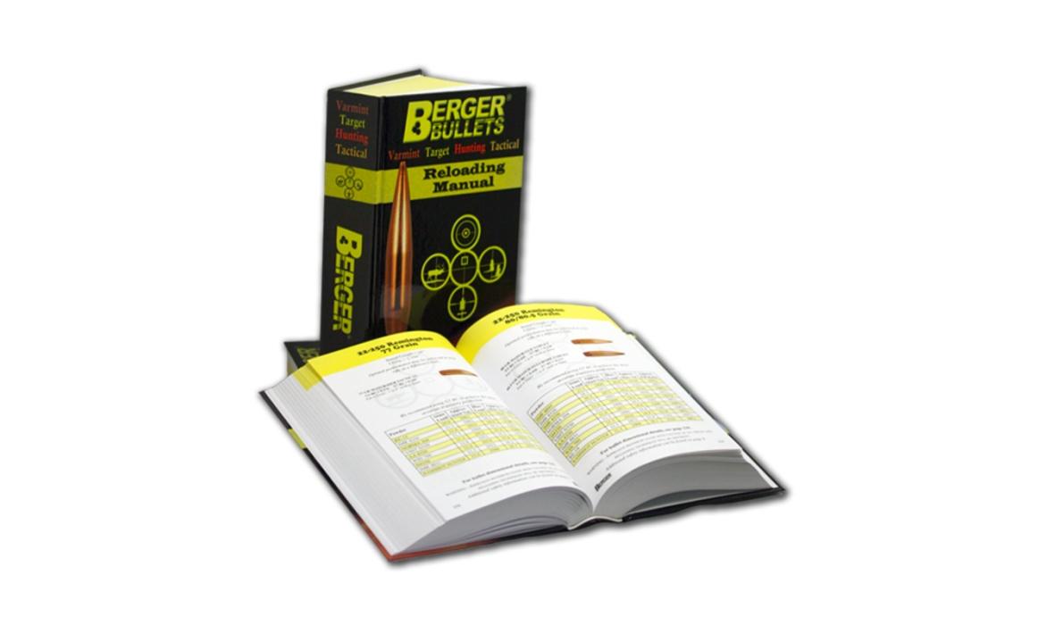 Berger Reloading Manual