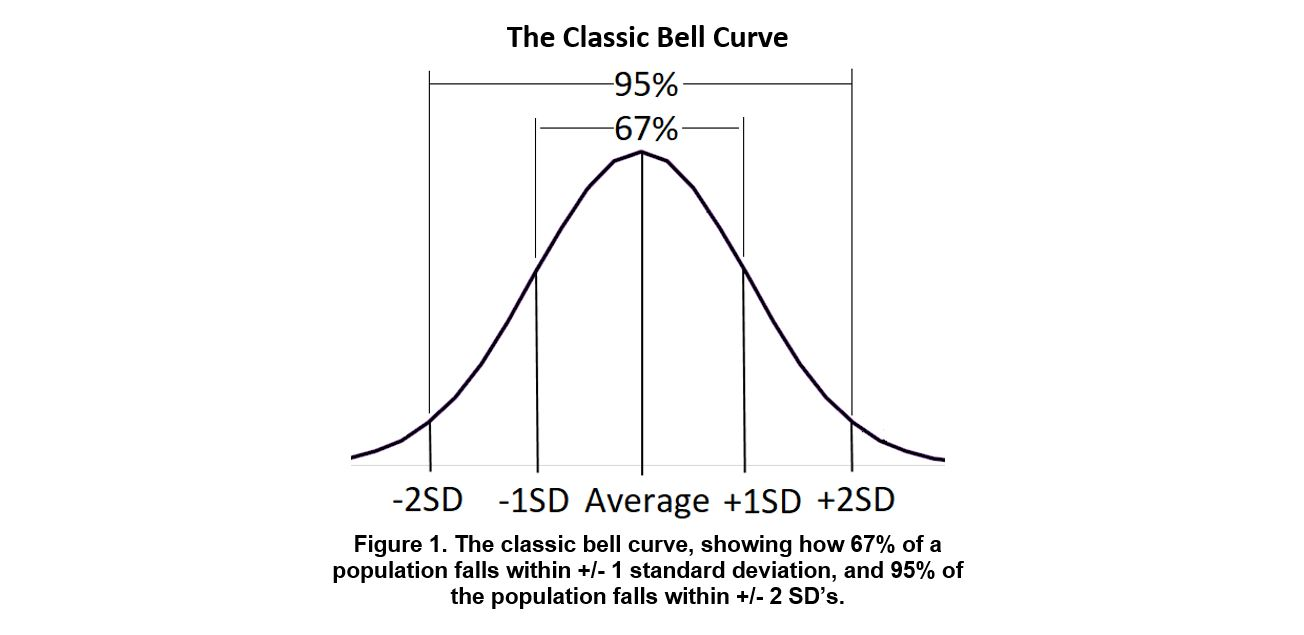 Example Bell Curve