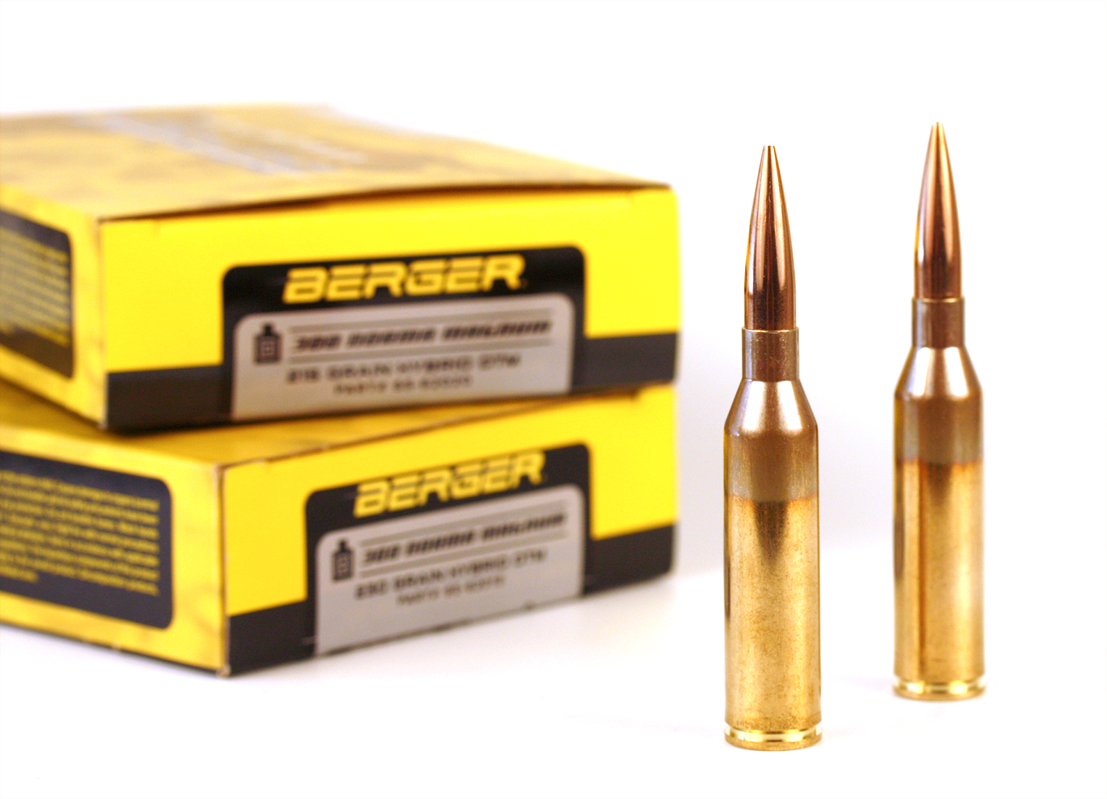 300 Norma Mag 215 and 230 grain hybrids