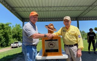 Larry Bartholome wins 2021 TSRA Championships