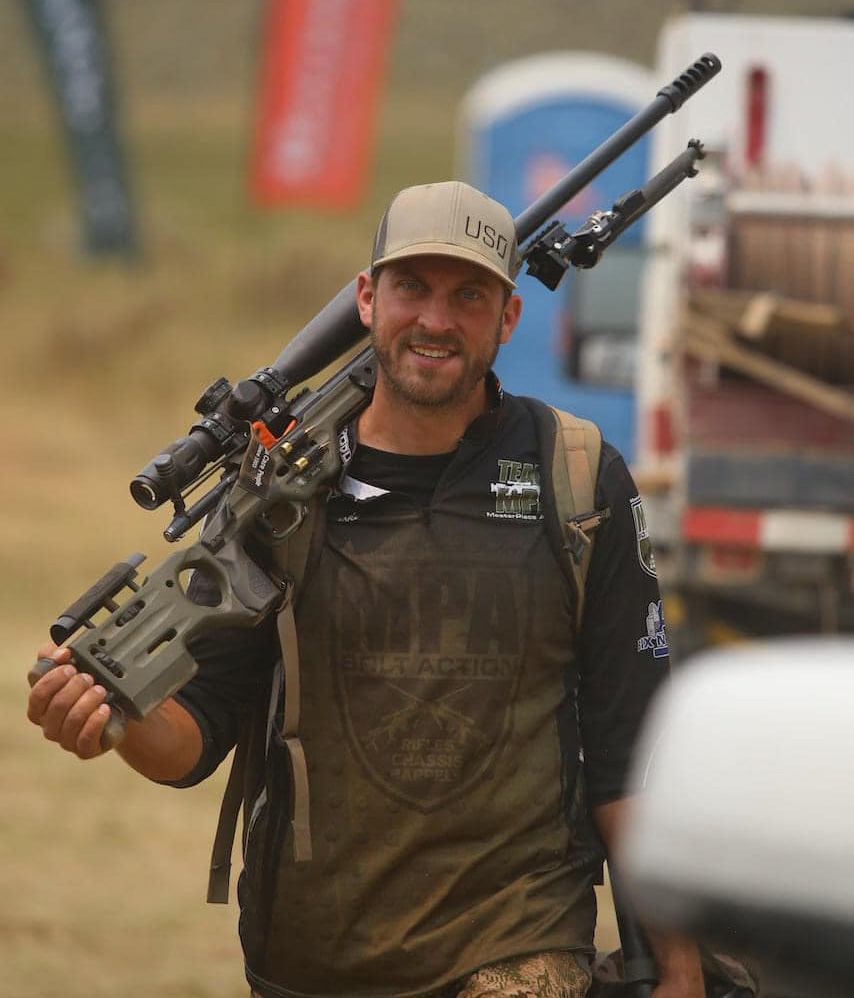 Ken Sanoski wins 2021 Hornady Precision Rifle Challenge