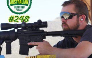 Garett Stoddard Australian Hunting Podcast