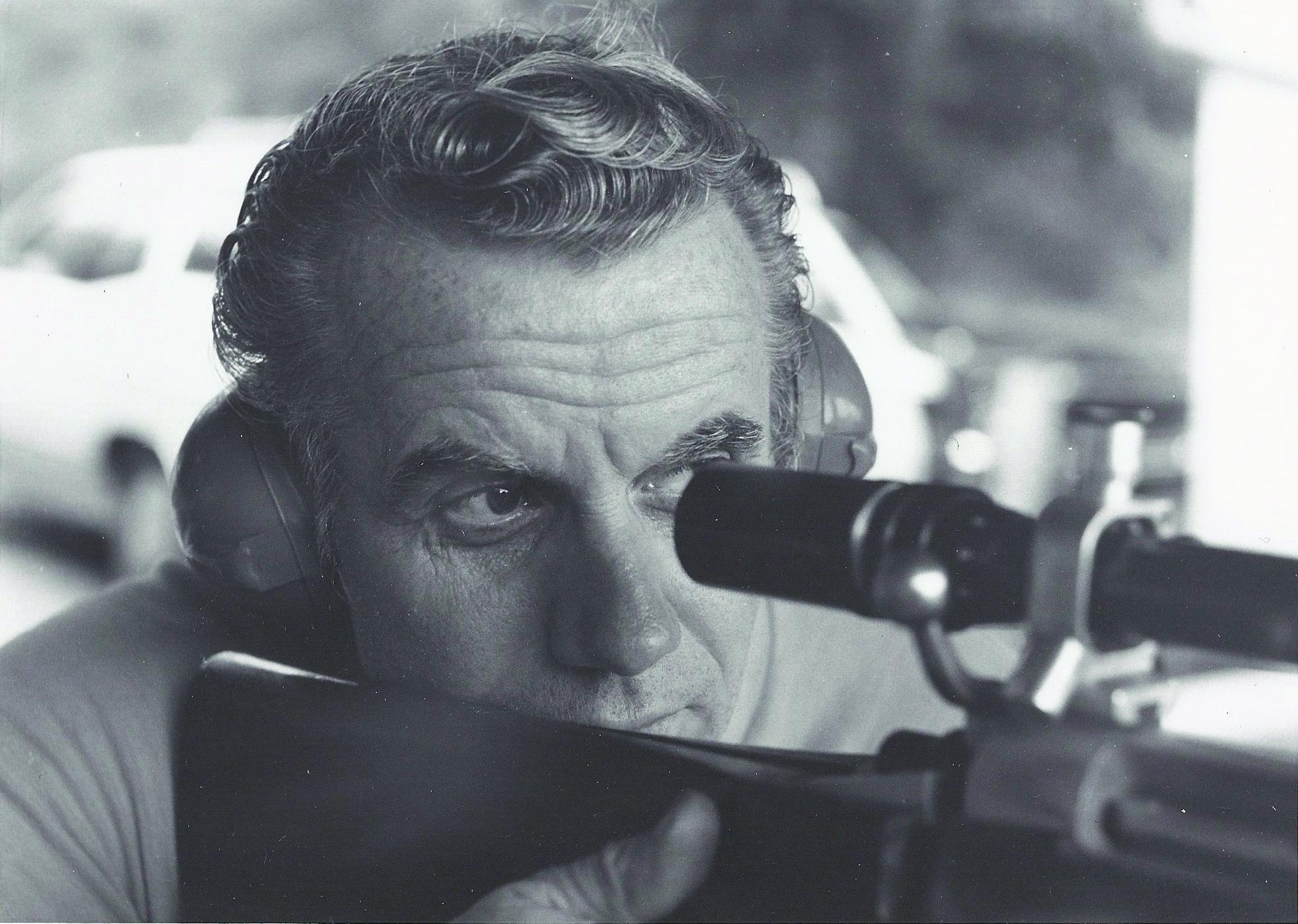 Walt Berger BW Shooting